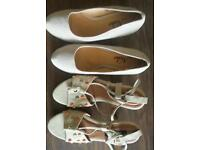 selection of size 3 shoes