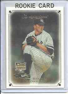 Phil Hughes- 07 Upper Deck Masterpieces Rookie Card