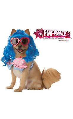 California Girl Cupcake Katy Perry Pet Dog Costume - Katy Perry California Girls Costume