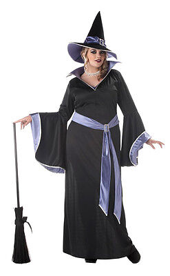 Incantasia, The Glamour Witch- Adult Plus Size Costume