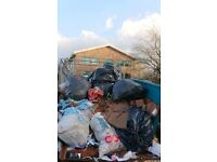 Cleaning services and rubbish removal