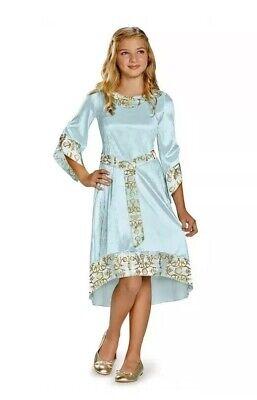 Disney Maleficent by Disguise Aurora Blue Dress Classic Child Costume S/P (4-6X) - Maleficent Kids Costume