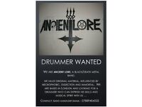 Wanted - Black/death metal drummer \m/
