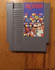 Dr. Mario NES