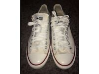 Converse all star size 9