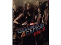 Limited Edition Guardians of the Galaxy