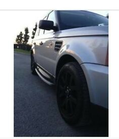 Fantastic condition 3.6d v8 range rover sport silver with black wheels .Fantastic spec and condioton