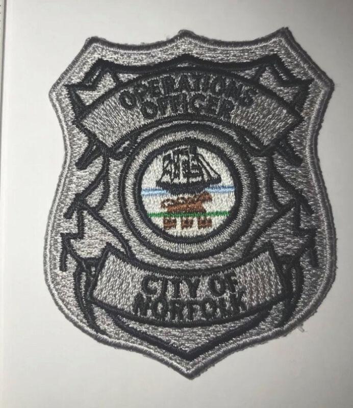 Norfolk Virginia Subdued Shield, Operations Officer Set New