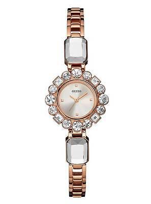 GUESS WOMEN U0701L3 Dressy Rose Goldtone Bracelet