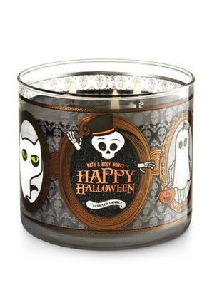 Buy 1 Get 1 25% Off Bath and Body Works Halloween 3 Wick Candles 14.5oz - Halloween Candles Bath And Body Works