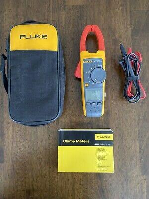 Fluke 374 True Clamp Meter.