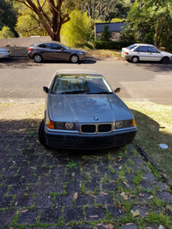 UNREGISTERED 1993 BMW 318i for sale