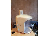 Kenwood Juicer model JE550