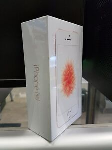 BRAND NEW SEALED IPHONE SE 16GB ROSE GOLD
