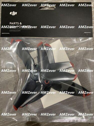 DJI Genuine Original FPV Drone Propellers (Set of 4) (DJI retail package)
