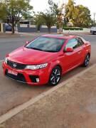 2011 Kia Cerato TD Koup SLS Coupe 2dr Man 6sp 2.0i [MY11 Broken Hill Central Broken Hill Area Preview