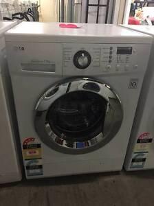 LG 7kg front loader washing machine /3M warranty C106 Coopers Plains Brisbane South West Preview