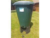Sankey Waterstore (Water Butt) 200 litre capacity/44 gallons including stand