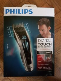 Philips Series 9000 Hair Clipper for Ultimate Precision, 400 Lengths ..BRAND NEW IN BOX