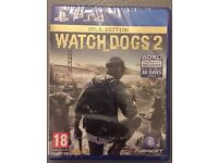 PS-4 Watch Dogs 2 Gold Edt