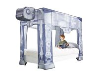 Star Wars AtAt bed frame canopy