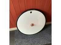 Ambrosio Carbon Fibre Disc Wheel.