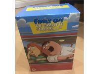 Family Guy box set Seasons 1-14