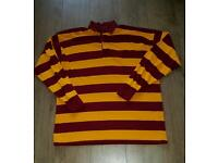 Harry Potter style rugby top XL / XXL
