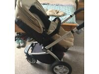 My4 mother care pram/ stroller