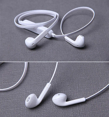 Wireless Bluetooth Sports Stereo Earphone Headphone Headset For iPhone Samsung