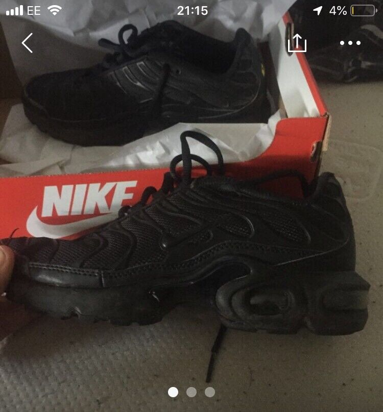 new product 9f3a8 17481 Nike junior tns uk size 5.5 | in Bexley, London | Gumtree
