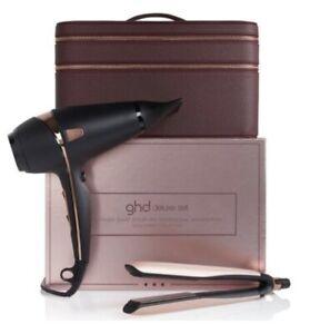 GHD platinum & Air set. Hairdryer and straightener - New
