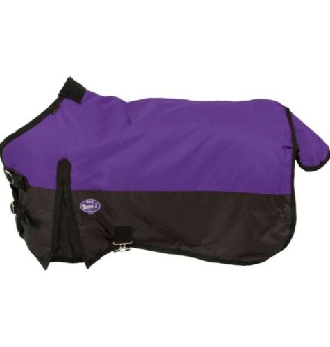 Tough 1 600D Waterproof Poly Miniature Turnout Blanket, 36 For Horse Pony Goat - CA$59.90