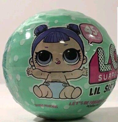 Lol Lil Outrageous Surprise Doll Series 2 Lil Sisters Wave 2 100  Authentic