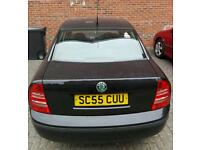 Skoda superb automatic 55reg