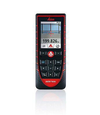 New Leica Disto D510 Laser Distance Meter Measurer Rangefinder - Usa Fedex