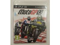 New and Sealed!MotoGP 13 PS3