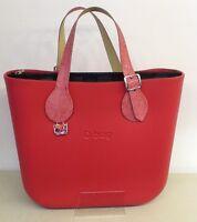 Borsa O Bag Mini Fragola, Chiusura Street E Manici Colore Fuxia. Fucsia-  - ebay.it