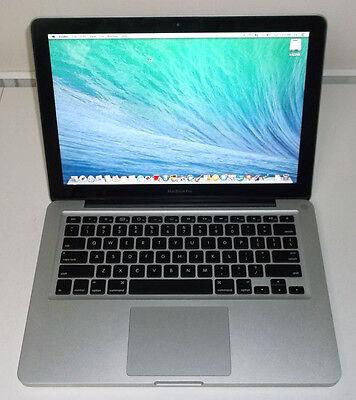 "Apple MacBook Pro 13"" Laptop Computer MC700LL/A 4GB RAM 320GB HDD"
