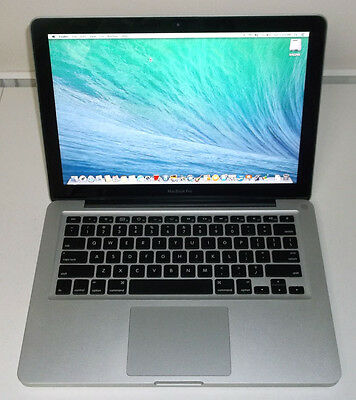 "Macbook Pro - Apple MacBook Pro 13"" Laptop Computer MC700LL/A 4GB RAM 320GB HDD"