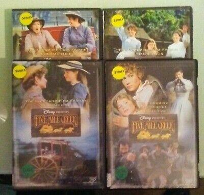 disney  FIVE MILE CREEK  the complete first 1 one season   DVD  genuine region 1