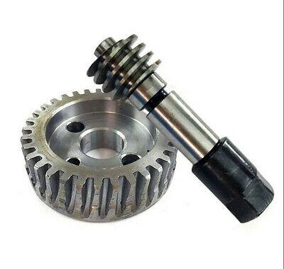Bridgeport Milling Machine Parts -adjustable Worm Turbine Gear Replacement Worm