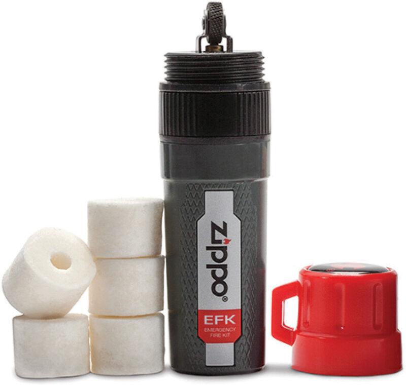 Zippo Flint Spark Wheel Emergency Fire Kit With Spark Tinder 30072