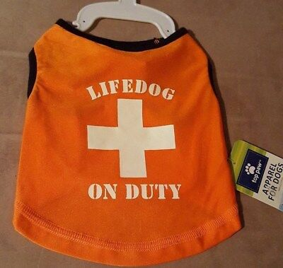 S Lifeguard On Duty Pet Dog Fast Drying Workout Style Shirt Clothes - Dog Lifeguard Shirt