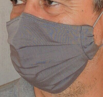 Mundmaske - m. Nasenbügel u. Nasenerhöhung - Mund- Nasenschutz, Maske (Draht)