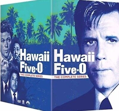 HAWAII FIVE-O the Complete Original Series Seasons 1-12 on DVD - 72 Disc Set 5-0