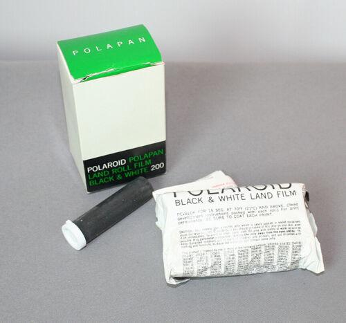 Polaroid, Polapan B&W, 200 asa, Unopend, Expired