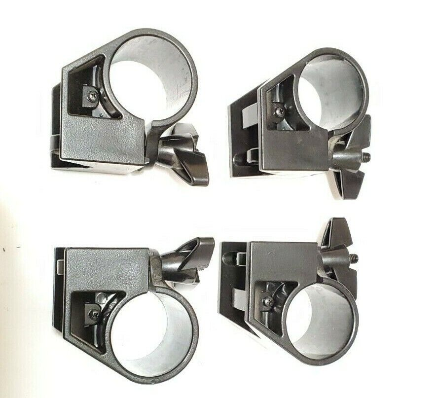 Alesis DM6 Electronic Drum Kit Clamps Lot Of 4 - $40.98