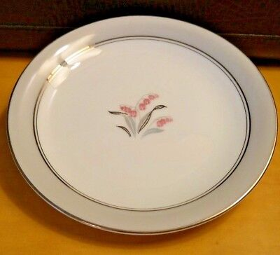 - Noritake China - Lilybell 5556 - Bread Plate - 6.25 inch