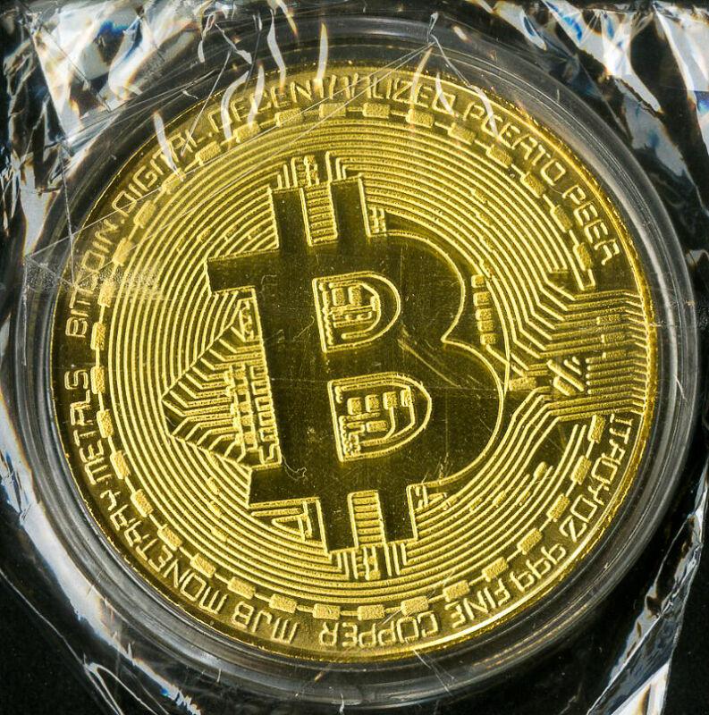 Bitcoin Actual Coin